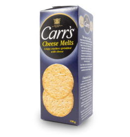 Carrs Cheese Melts Crackers 150g