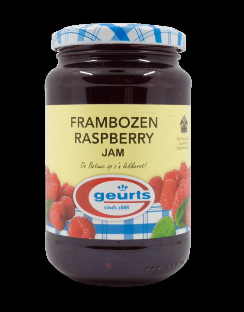Geurts Geurts Jam - Raspberry 450g