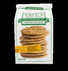 Tate's Gluten Free Ginger Zinger  Cookies 198g