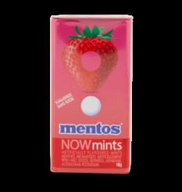 Mentos Now Mints (Sugar Free) - Strawberry 18g