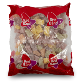 Red Band Sour Bears 1kg