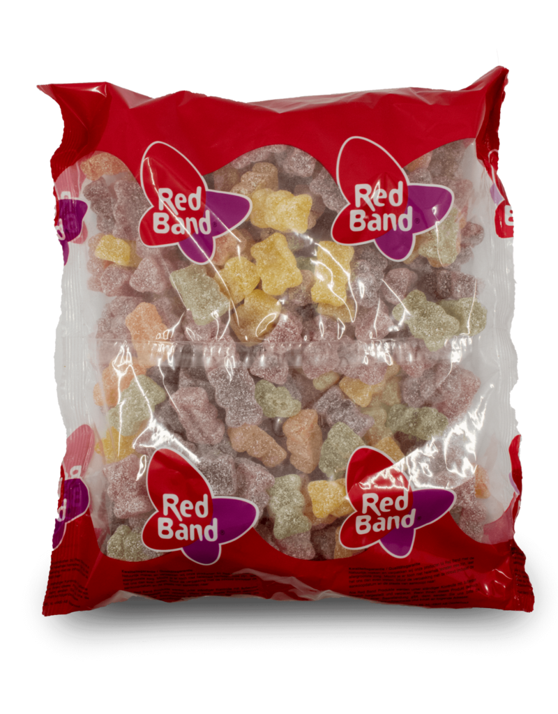 Venco Red Band Sour Bears 1kg