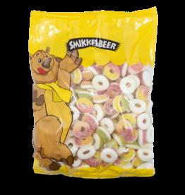 Smikkelbeer Mini Gummi Rings 1kg