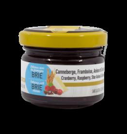 Duhaime Cranberry, Raspberry, Star Anise & Ginsing Spread 70g