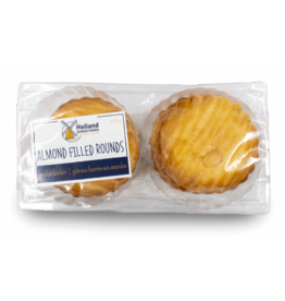 Holland Choice Foods Almond Filled Rounds 300g