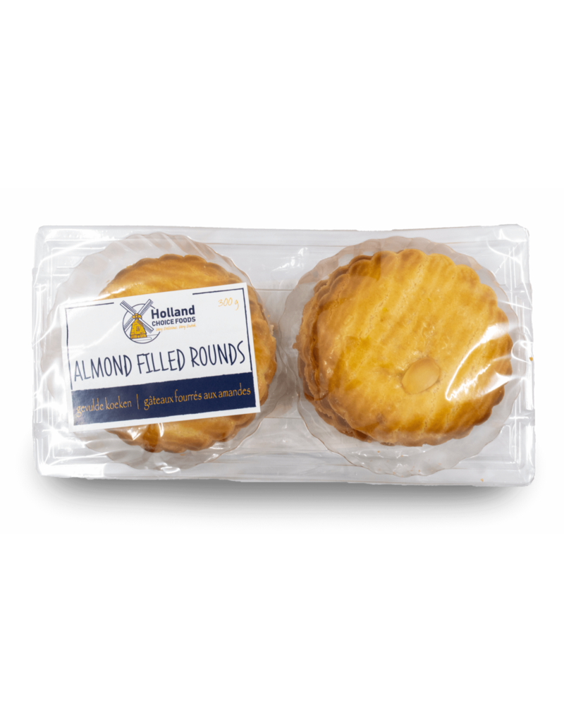 Holland Choice Foods Holland Choice Foods Almond Filled Rounds 300g
