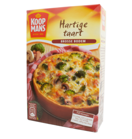 Koopmans Hartige Taart (Quiche) Mix 210g
