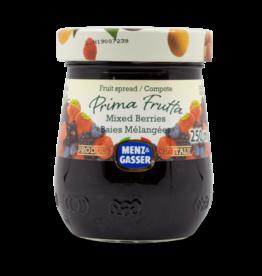 Menz & Gasser Mixed Berry Jam 250ml