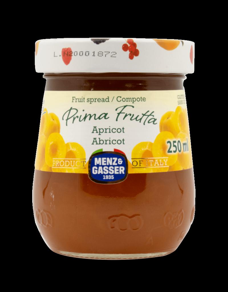 Menz & Gasser Menz & Gasser Apricot Spread 250ml