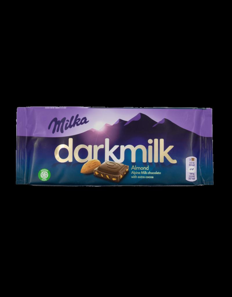 Milka Milka DarkMilk Almond 85g