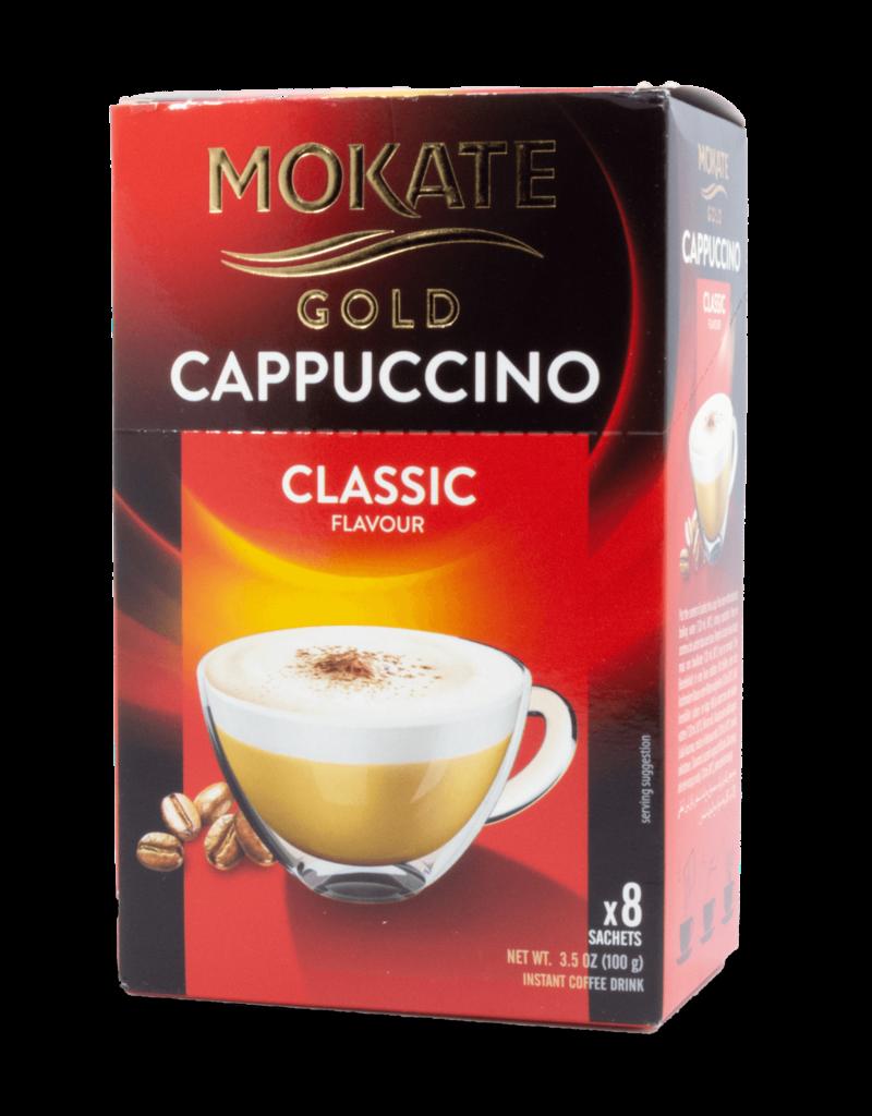 Mokate Mokate Instant Cappucino 8x10g