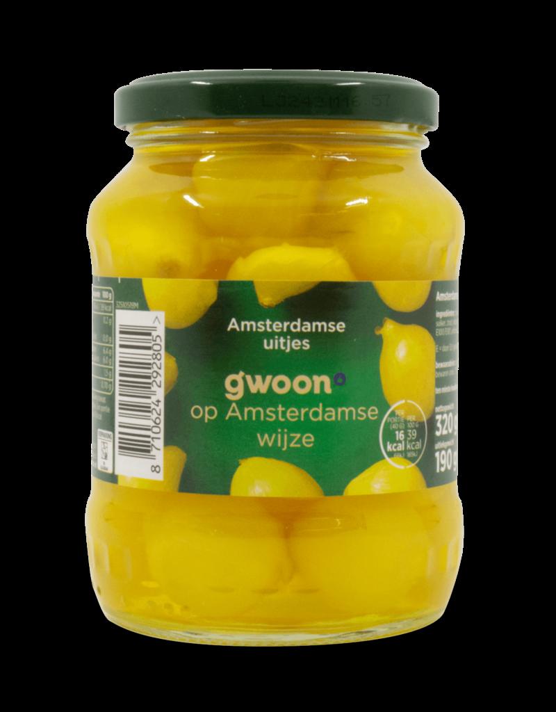 Gwoon Gwoon Amsterdam Onions 320g