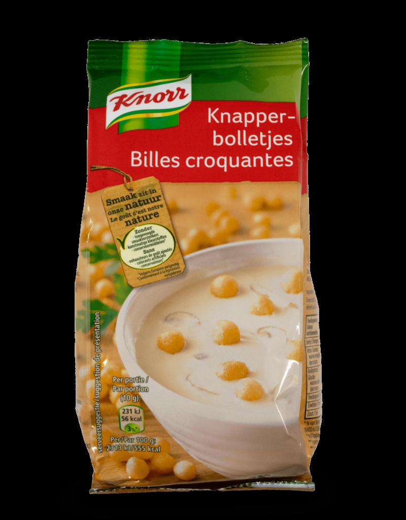 Knorr Knapper Bolletjes