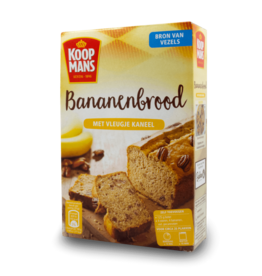 Koopmans Banana Cake Mix with Cinnamon 320g