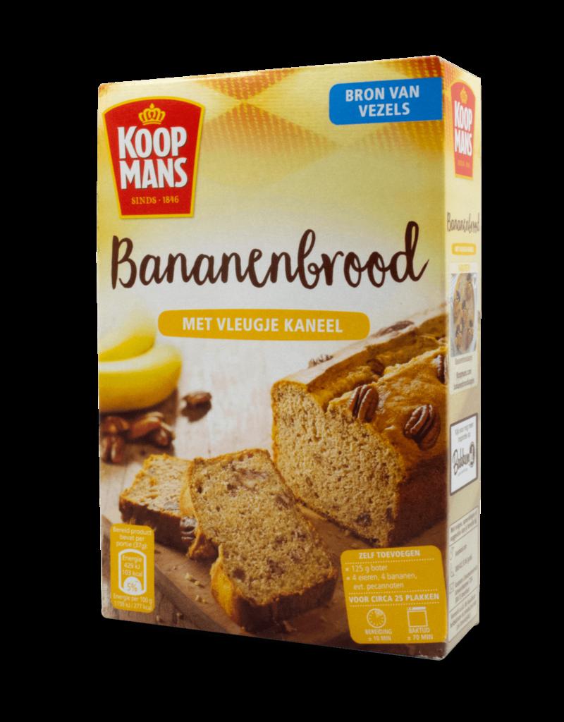 Koopmans Koopmans Banana Cake Mix with Cinnamon 320g