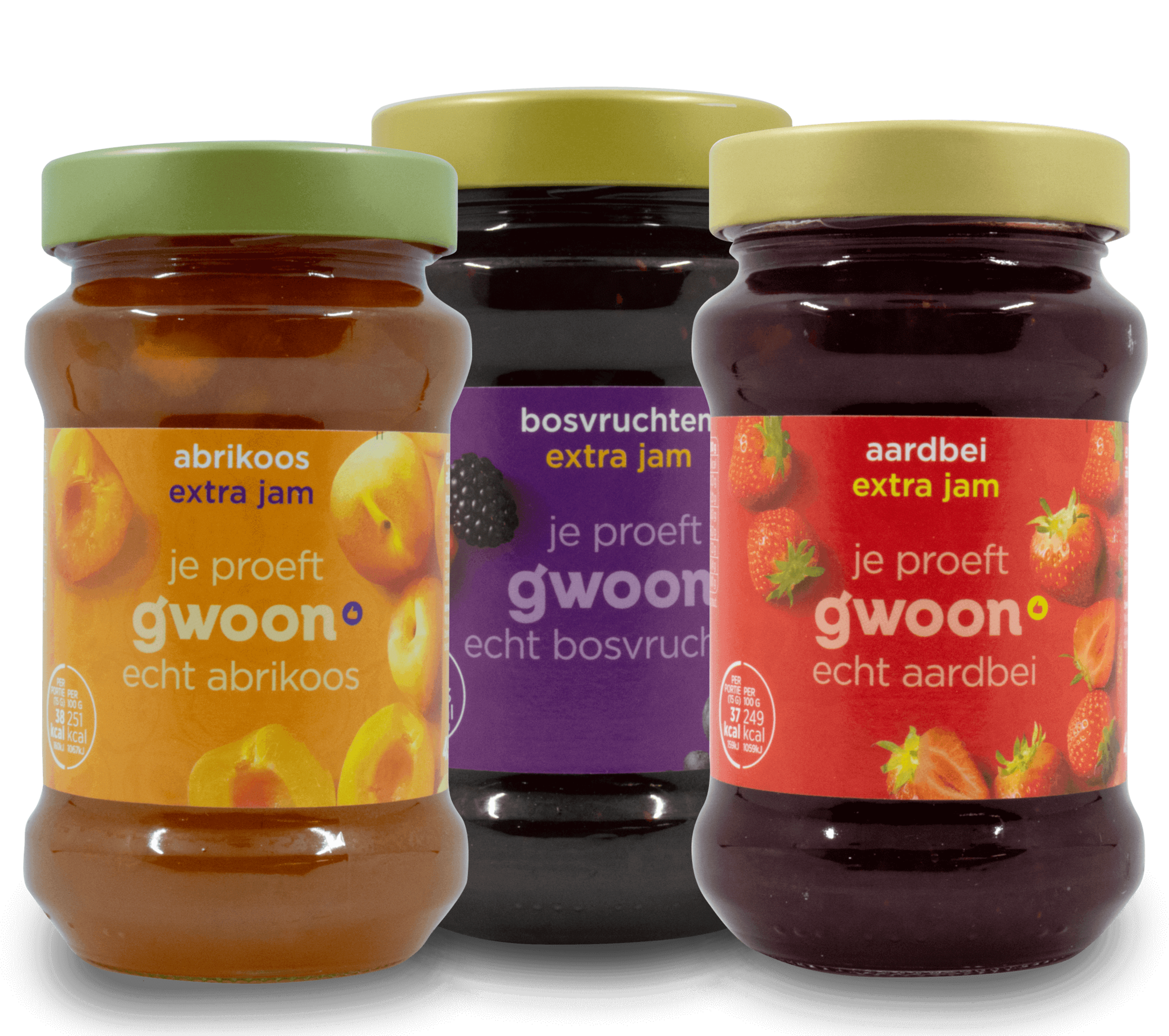Gwoon Extra Jams