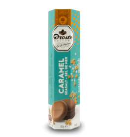 Droste Chocolate Pastilles - Caramel Seasalt 100g