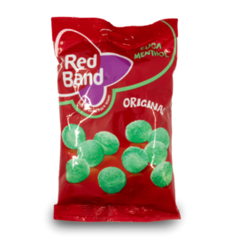 Red Band Eucamenthol 155g
