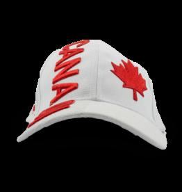 Cap - Canada Maple Leaf, White