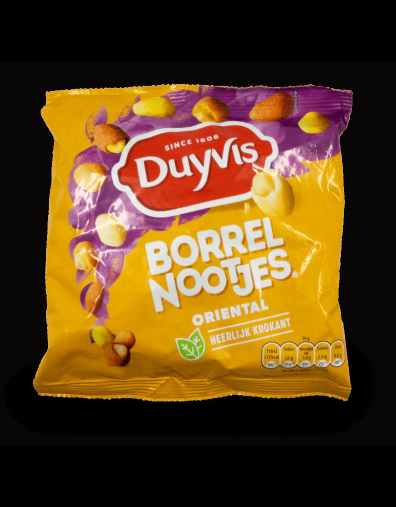 Duyvis Duyvis Borrelnootjes Oriental Cocktail Nuts 275g
