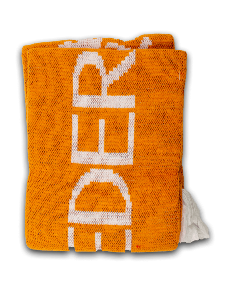 Scarf - Holland Orange