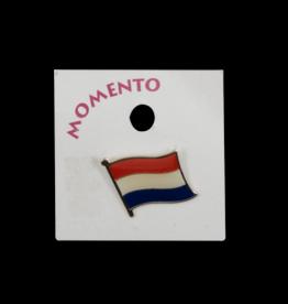 Memento Netherlands Flag Pin