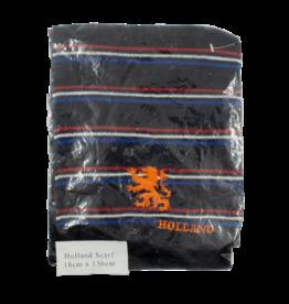 Scarf - Holland KNVB Flag, Black