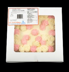 Van Straten Bakeries 20cm Vanilla Cake