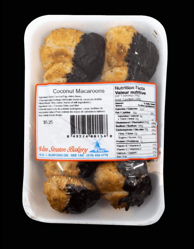 Van Straten Bakeries Van Straten Bakery Coconut Macaroons