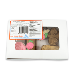 Van Straten Bakeries 6 Butter Cream Pastries (Gebakjes)
