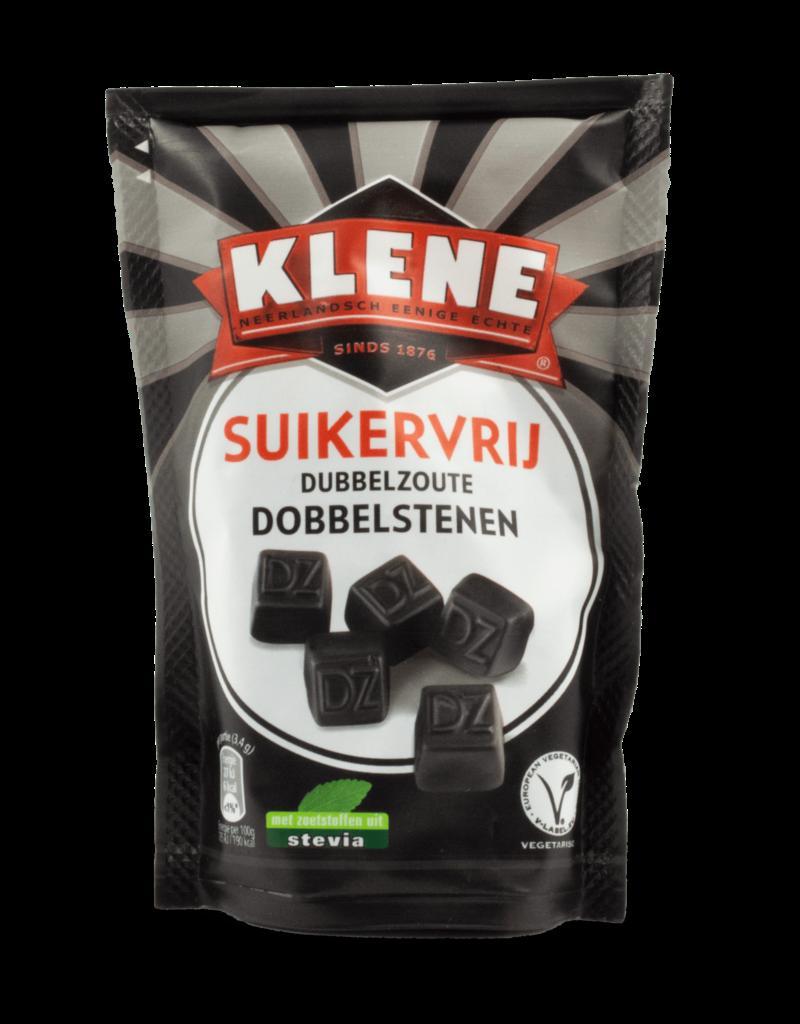 Klene Klene Sugar Free Double Salted Liquorice 105g