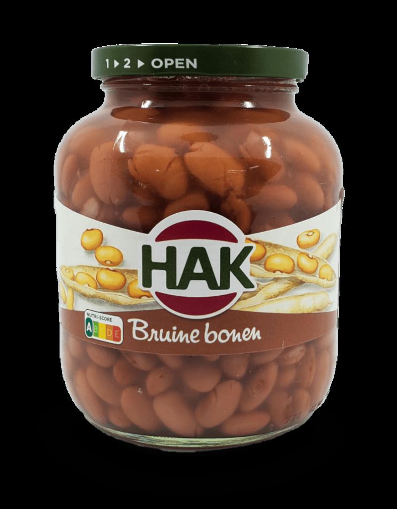 Hak Hak Brown Beans 720ml