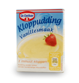 Dr Oetker Kloppudding Pudding Mix - Vanilla 74g