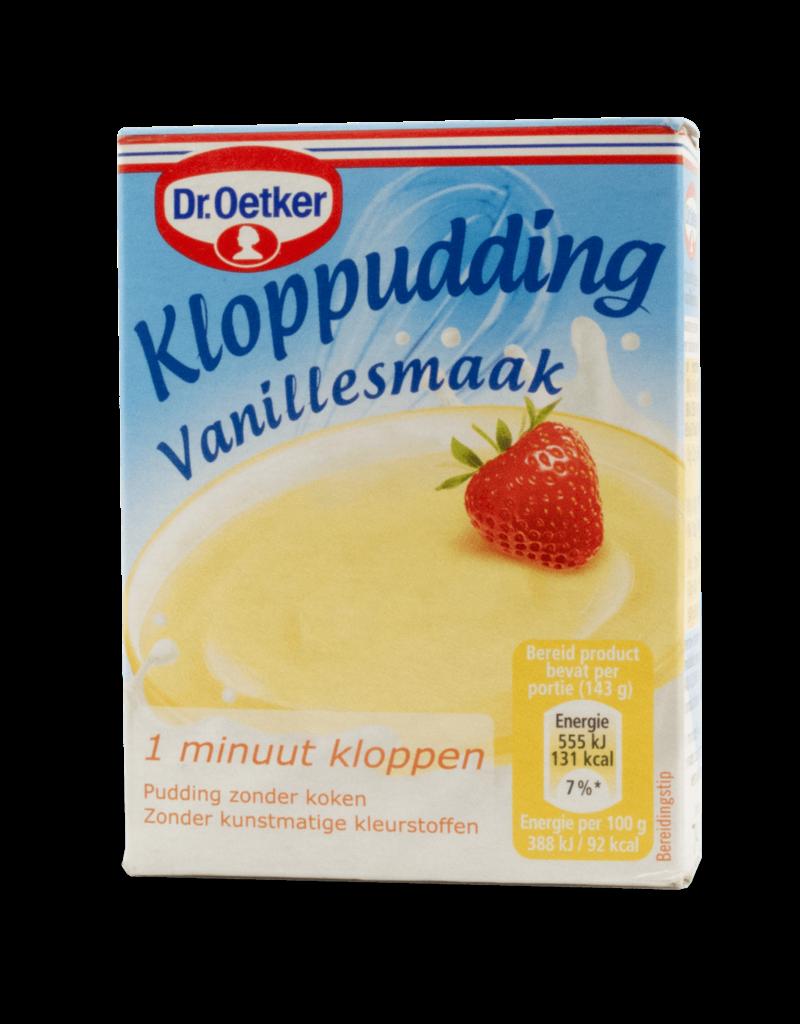 Dr Oetker Dr Oetker Kloppudding Pudding Mix - Vanilla 74g