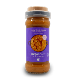 Gwoon Curry Tikka Masala Spices and Sauce 350g