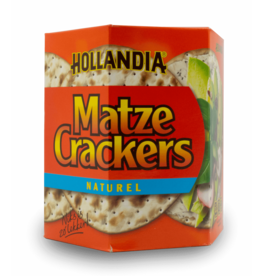 Hollandia Matze Crackers 100g