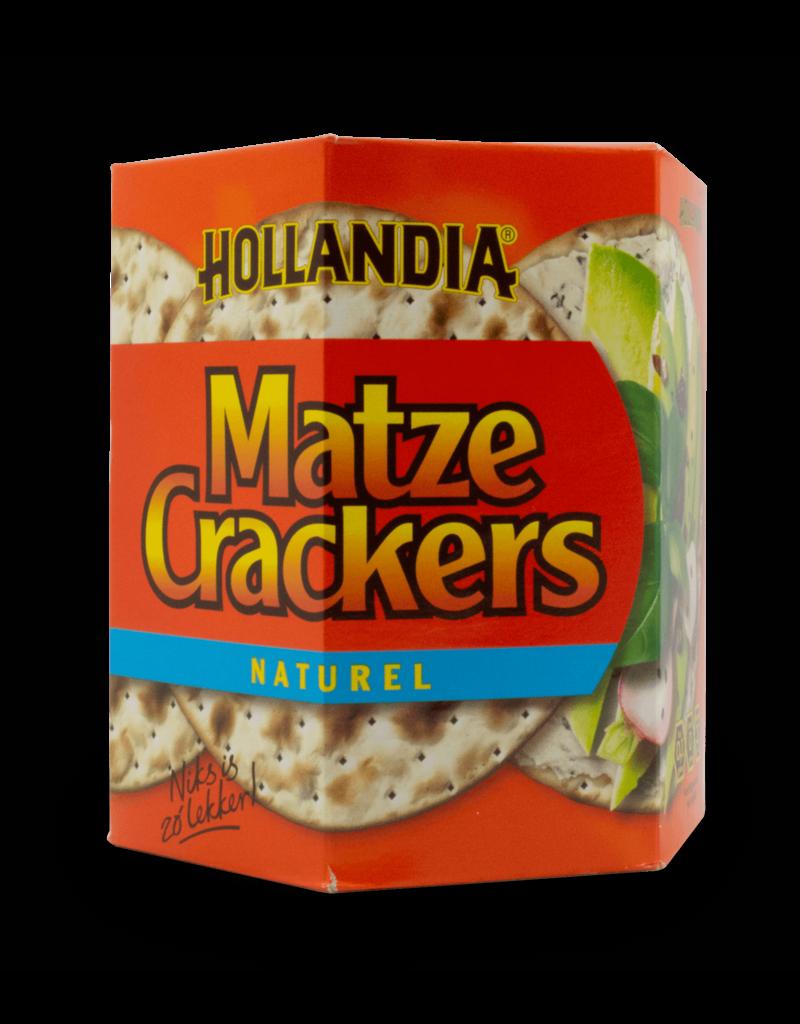 Hollandia Hollandia Matze Crackers 100g