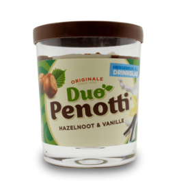 Penotti Duo Hazelnut Vanilla Glass 200g
