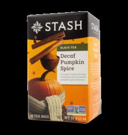 Stash Pumpkin Spice Decaf Tea