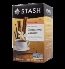 Stash Cinnamon Vanilla Decaf Tea