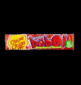 Chupa Chup Big Bubble Gum - Strawberry 28g