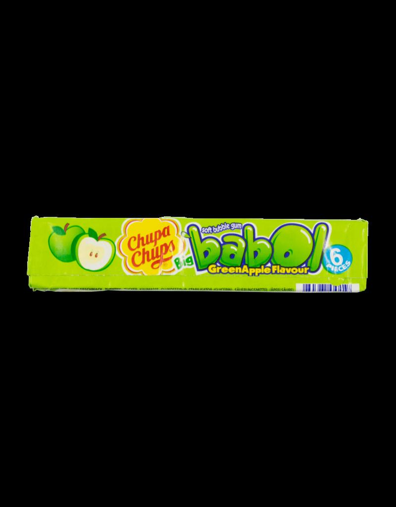Chupa Chup Chupa Chup Big Bubble Gum - Green Apple 28g