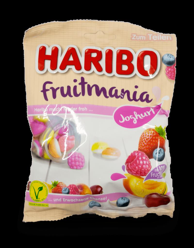 Haribo Haribo Fruitmania Yoghurt 175g