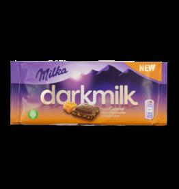 Milka DarkMilk Caramel 85g