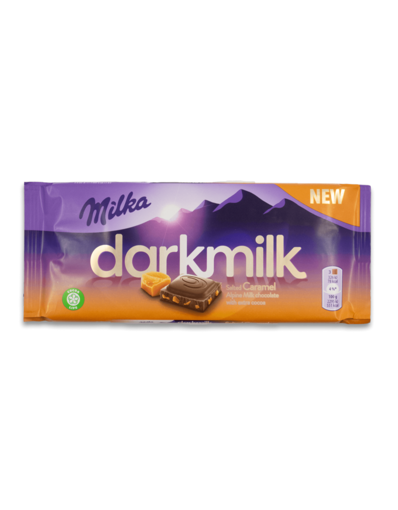 Milka Milka DarkMilk Caramel 85g