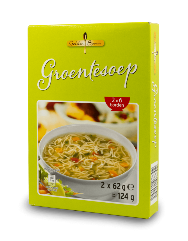 Golden Spoon Golden Spoon Soup Mix - Vegetable 124g