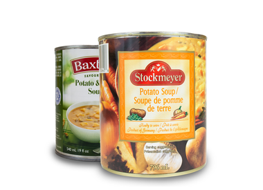 Canned Soups