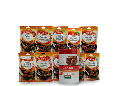 Gehakt (Ground Meat / Meatball) Spices
