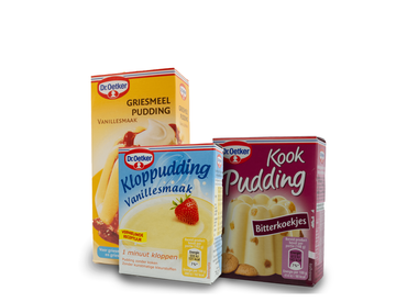 Pudding & Dessert Mixes