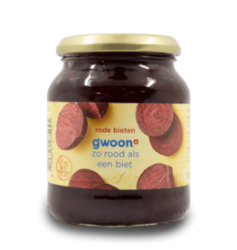 Gwoon Red Beets 340g